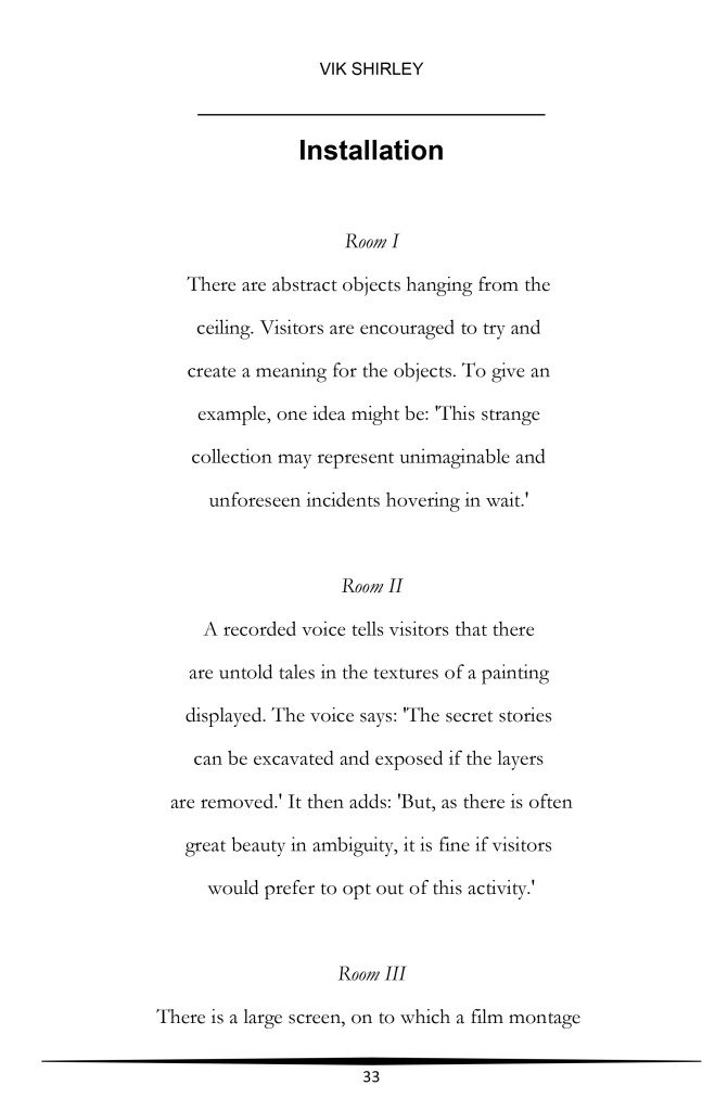 The Installation (pg1)